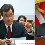 Stephen Colbert Testifies at Congress